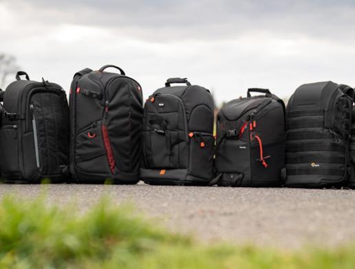 Auf der Suche nach dem besten Fotorucksack: 9 Kamerataschen im Test