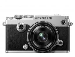 Hightech im Metallkleid: Olympus präsentiert die PEN-F