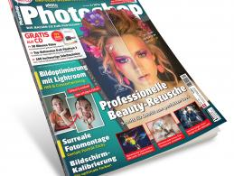 Neu im Handel: Die DigitalPHOTO Photoshop 2/2016