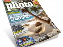 Die neue DigitalPHOTO 8/2016 ist da!
