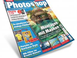 Photoshop-Wissen satt: Die DigitalPHOTO Photoshop 3/2016