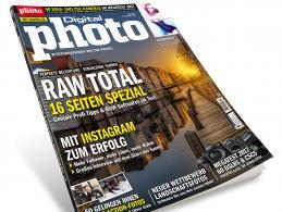 RAW verstehen und meistern - die neue DigitalPHOTO 9/17