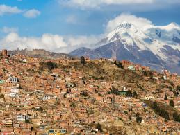 Weltenbummler: Im Binnenstaat Bolivien
