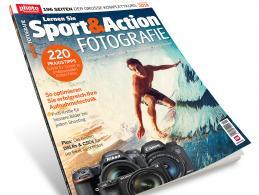 Der Komplettkurs Sport- & Action-Fotografie 1/2018 ist da!