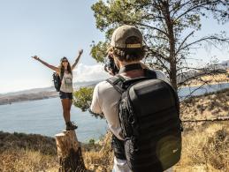 Für den perfekten Transport des Fotoequipments: neue, starke Rucksäcke!
