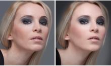 Beauty-Postproduktion mit Photoshop