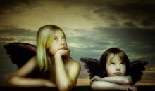 Photoshop-Montage: Himmlische Meisterkopie