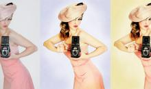 Photoshop: Pin-up in Retro-Optik