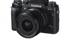 Wetterfest: Fujifilm X-T1