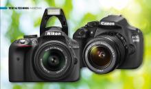 Im Test: Digitale Spiegelreflexkameras unter 500 Euro