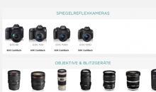 Canon: Bis zu 200 Euro Cashback-Prämie