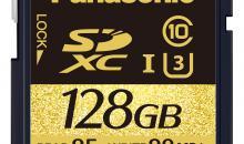 Panasonic stellt neue Speicherkarten für 4K-Videos vor
