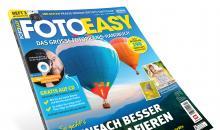 FotoEASY 2/2015: Das große Fotopraxis-Handbuch – jetzt im Handel!