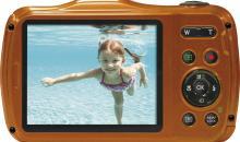 Neu und bunt: Kompaktkamera Rollei Sportsline 100