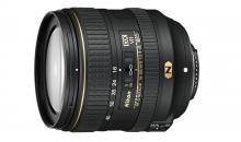 Nikons neuer Zoom im DX-Format: AF-S DX Nikkor 16–80 mm 1:2,8–4E ED VR