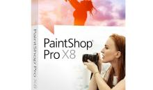 Neu: Corel Bildbearbeitungs-Software PaintShop Pro X8