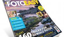FotoEASY 1/2016: 180 Seiten Praxis-Wissen für Foto-Einsteiger – jetzt im Handel!