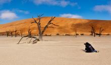 Mit Canon Namibia entdecken