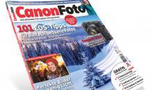 CanonFoto 1/2016 ab jetzt im Handel erhältlich