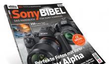 Jetzt neu: SonyBIBEL 1/2016 – Das Handbuch für Sony Kameras