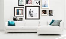 Mit Fotos dekorieren: Kreative Hängungen für Ihre Bilder