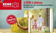 Rabatte auf Fotobücher bei REWE Fotoservice