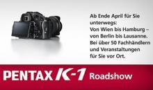 Roadshow: Auf Tuchfühlung mit der Pentax K-1