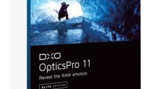 RAW-Converter in Neuauflage: DxO Optics Pro 11