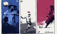 #SketchTheMatch - Adobe-Künstler illustrieren die EM