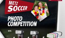 """Gewinnspiel von Metz: """"Mein schönstes Fußball-/Fanfoto"""""""