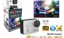 Actioncam für die Bühne: GoXtreme  Stage 2.5 K