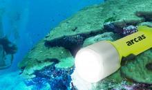 Unterwasserfotografie: Neue Tauchlampe von Arcas