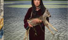 """Bildband """"Dark Heavens"""" mit abenteuerlichen Reisefotos aus der Mongolei"""