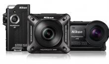 Nikon startet Keymission Action-Kamera-Serie mit drei neuen Modellen