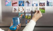 Cooles Deko-Feature: Ihre Lieblingsbilder als Fotomagnete