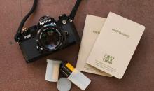 PhotoMemo: Notizbuch für analoge Fotografie