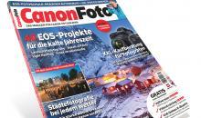 Ab jetzt im Handel: Das CanonFoto-Magazin 01/2017