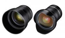 Samyang: XP 85mm F1.2 und XP 14mm F2.4 Objektive