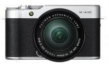 Spiegellos mit Selfie-Modus: FUJIFILM X-A10