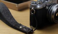 Pack & Smooch: Kameragurt als Lifestyle-Accessoire