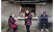 Die Bernard Langerock Ausstellung: Arbeitersiedlung in Chongquing
