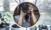 Studie: Selfies sind beliebt - wenn es die eigenen sind
