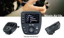 Blitzsteuerung von Nissin: Air10s