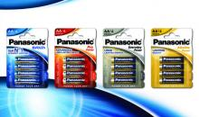 Panasonic-Batterien in neuem Gewand