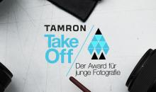 Tamron TakeOff – Der Award für junge Fotografie