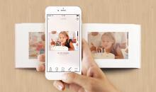 Von analog zu digital: mit der App Unfade