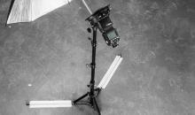 Neue Ausrüstung für Studio und Outdoor: Lampenstativ GN-806