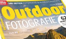 DJI-Drohne gewinnen mit der neuen Outdoor Fotografie 2/2017
