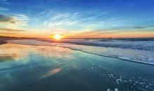 Fototipp des Tages: der perfekte Sonnenuntergang