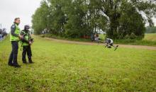 Drohnenpiloten im Einsatz: Mit DJI zu Gast in Polen